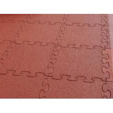 Dalle amortissante puzzle