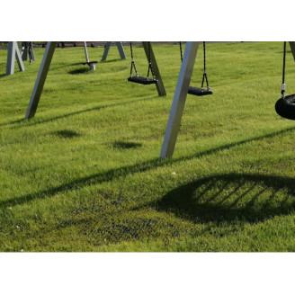 GrasSécurité s'intergre à vos parcs et jardins