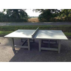 Table Ping Pong Recyclé