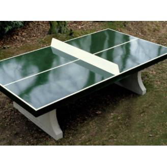 Table Ping Pong Béton classique